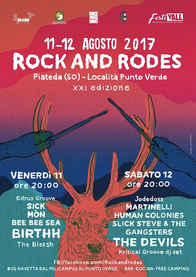 ROCK and RODES. A PIATEDA
