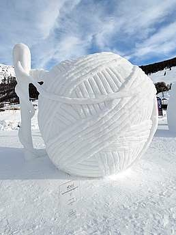 ART IN ICE a Livigno, dove la neve diventa fashion