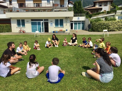 Greenglish Camp a PONTE IN VALTELLINA