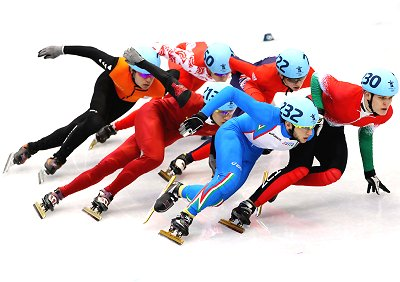 PATTINAGGIO, SHORT TRACK, HOCKEY, CURLING